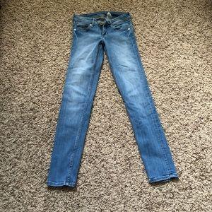 H&M low-rise Jeans